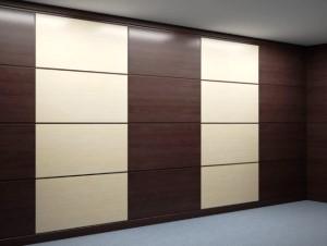 отделка стен коридора панелями мдф