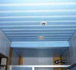 реечные потолки для ванной