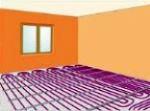 теплый пол в квартире электрический