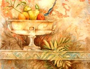 венецианка в кухне