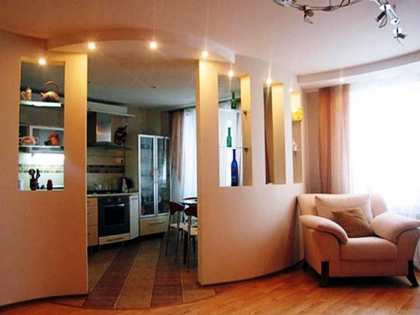 перепланировка трехкомнатной квартиры-хрущевки фото