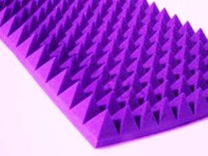 панели акустические пирамида