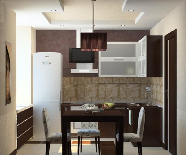 ремонт кухни 9 кв.м с чего начать