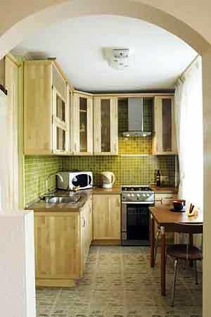 с чего начать ремонт на кухне в хрущевке
