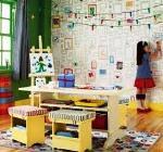 фото обоев для детской комнаты