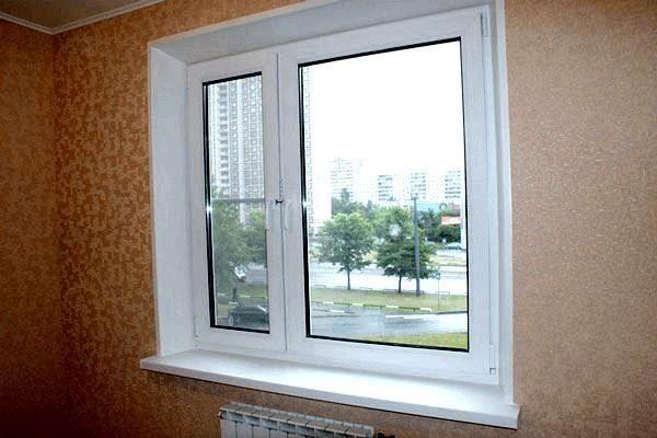 Как заделать откосы после установки пластиковых окон